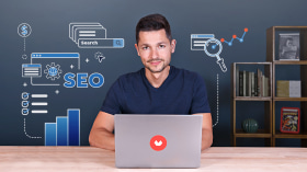 Princípios básicos do SEO . Um curso de Marketing e Negócios de Natzir Turrado