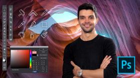 Einführung zu Adobe Photoshop. A Design, Fotografie und Video course by Carles Marsal