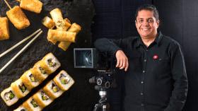 Grundtechniken der gastronomischen Fotografie. A Fotografie und Video course by Ernesto López (Alkimia)