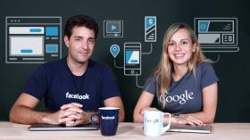 Google Ads und Facebook Ads von Grund auf neu. A Marketing und Business course by Arantxa & Guille