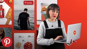 Pinterest Business come strumento di marketing. Un corso di Marketing , e Business di Mercedes Valgañón