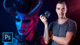 Creation of Characters with Photoshop. A Photography, and Video course by Alain Perdomo