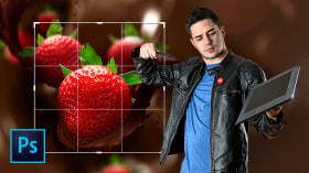 Postproduction de photographies d'aliments sur Photoshop. Un cours de Photographie , et Vidéo de Mario Olvera