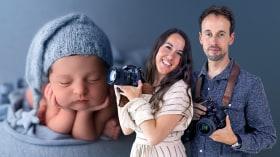 Introducción a la fotografía newborn. Un curso de Fotografía y Vídeo de Le Photograph