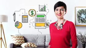Gestión del dinero y finanzas para creativos. Un curso de Marketing y Negocios de Mònica Rodríguez Limia