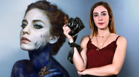 Retrato fotográfico pictórico. Un curso de Fotografía y Vídeo de Lídia Vives