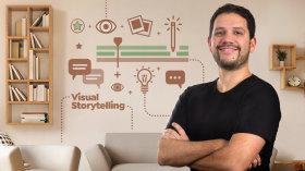 Storytelling visual para proyectos de animación. Un curso de 3D y Animación de Luigi Esparza Santa María