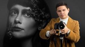 Retrato fotográfico en blanco y negro. Un curso de Fotografía y Vídeo de Giuseppe Falla