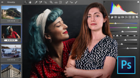 Introduzione a Camera Raw. Un corso di Fotografia , e Video di Núria Aguadé