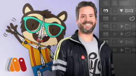 Rigging y animación de personajes en Moho. Un curso de 3D y Animación de Mauricio Esparza Santa Maria