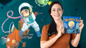 Ilustración y diseño de personajes para cuentos infantiles. Un curso de Ilustración de Teresa Martínez