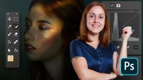 Adobe Photoshop para retoque de retratos. Un curso de Fotografía y Vídeo de Iris Encina