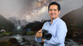Introdução à astrofotografia. Um curso de Fotografia e Vídeo de Jheison Huerta