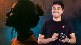 Creative Lighting for Portraits. A Photography, and Video course by Victor Idrogo