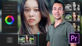 Introduzione alla correzione del color con Adobe Premiere Pro. Un corso di Fotografia , e Video di Sergio Marquez