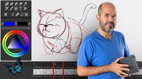 Introducción a la animación 2D con TVPaint. Un curso de 3D y Animación de Kultnation