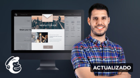 Introdução ao e-mail marketing com Mailchimp. Um curso de Marketing e Negócios de Néstor Tejero Bermejo