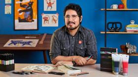 Gimnasio de ilustración: encuentra tu estilo. Un curso de Ilustración de Santiago Solís Montes de Oca