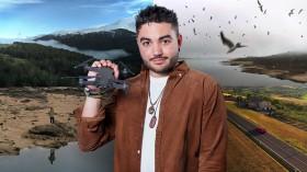 Filmagem com drones para projetos audiovisuais. Um curso de Fotografia e Vídeo de Yeray Martín Perdomo