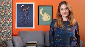 Ilustración profesional: convierte tu pasión en profesión. Un curso de Ilustración, Marketing y Negocios de Laura Varsky