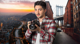 Einführung zur Reisefotografie. A Fotografie und Video course by Nicolás Ferreyra