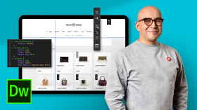 Responsive Web Design with Adobe Dreamweaver. A Web, and App Design course by Arturo Servín