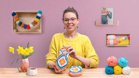 Upcycling con crochet para principiantes. Un curso de Craft de Emma Friedlander-Collins