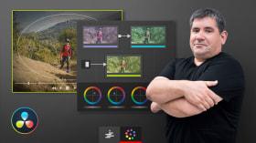 Edición y postproducción de una webserie con DaVinci Resolve. Un curso de Fotografía y Vídeo de Guido Goñi