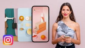 Erstellung und Bearbeitung von Inhalten für Instagram Stories. A Fotografie, Video, Marketing und Business course by Mina Barrio