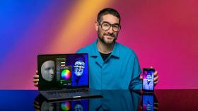 Creación de filtros artísticos de realidad aumentada. Un curso de 3D y Animación de Solimán López