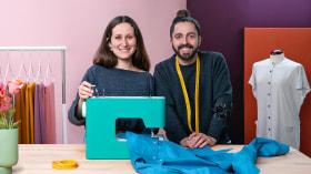 Couture sur mesure : créez votre propre chemise. Un cours de Mode de Lantoki