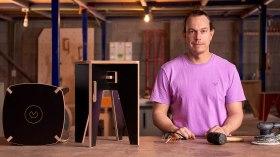 Introducción al diseño de mobiliario con router CNC. Un curso de Diseño y Craft de Daniel Romero / Tuux