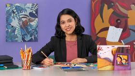 Illustration Techniques for Children's Books. A Illustration course by Estelí Meza