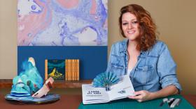 Criação de livros pop-up. Um curso de Craft de Silvia Hijano Coullaut