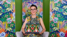 Ilustración para estampados con alma. Un curso de Diseño e Ilustración de Catalina Estrada Uribe