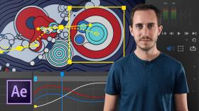 Animaciones expresivas en motion graphics. Un curso de 3D y Animación de Sebastian Baptista