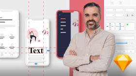 Introdução ao Sketch. Um curso de Web Design e App de Samuel Hermoso