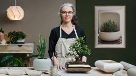 Design di vasi in ceramica. Un corso di Artigianato di Xènia Bas