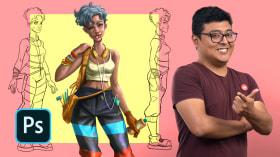 Creación de personajes estilo urbano. Un curso de Ilustración de Felixantos