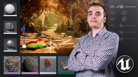 Einführung in Unreal Engine 4 für das Bühnenbild. A 3-D und Animation course by Guillermo Moreno