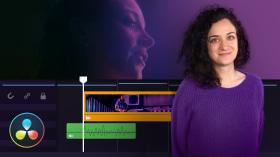 Étalonnage numérique avec DaVinci Resolve. Un cours de Photographie , et Vidéo de Sonia Abellán Avilés