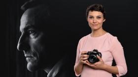 Fotografía de retrato con luz natural. Un curso de Fotografía y Vídeo de Lupe de la Vallina
