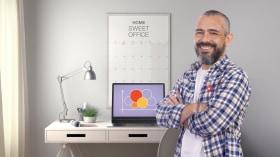 Telelavoro: chiavi per lavorare da casa. Un corso di Marketing , e Affari di Foncho Ramírez-Corzo
