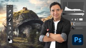 Adobe Photoshop für matte painting. A Fotografie und Video course by David Vega Palacios