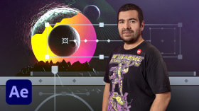 Creation of animated infographics. A 3D, and Animation course by Javier Miranda Nieto