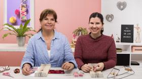 Design e criação de bijuteria com miçanga. Um curso de Craft de Fatto