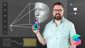 Introduzione a Spark AR. Un corso di 3D , e Animazione di Paul Brown