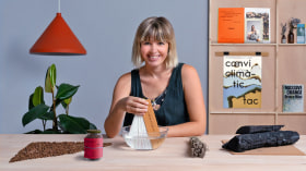 Introducción al diseño gráfico sostenible. Un curso de Diseño de Núria Vila Punzano