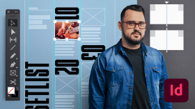 Adobe InDesign from Beginner to Advanced. A Design course by Leandro Rodrigues