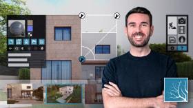 Einführung zu Lumion. A Architektur und Raumgestaltung course by Salva Moret Colomer